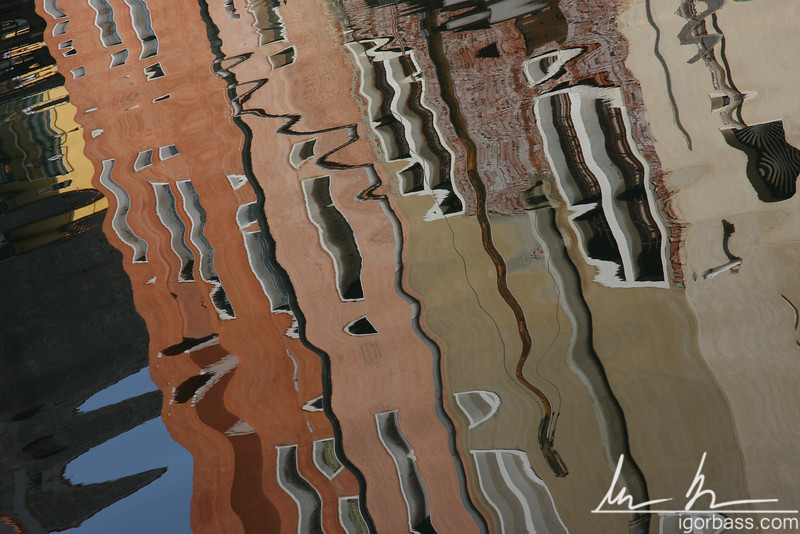 Reflections (Venice, IT)