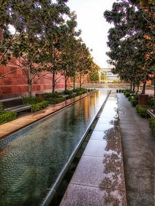 Plaza Outside MOCA