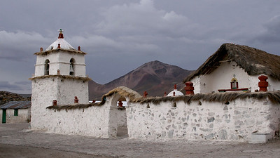Village of Parinacota