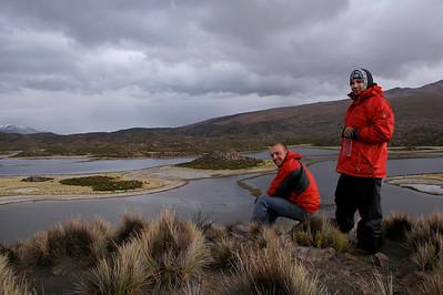 Jarek (tour guide) & Emilee aus Deutschland