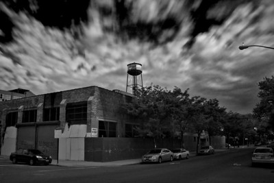 Greenpoint Water Tower