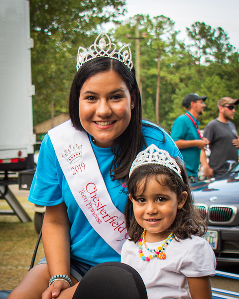 Miss Teen & Little Princesses @ Grand Parade 1