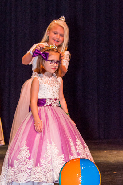 2019 Little Princess Crowning