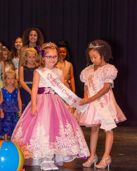 2019 Little Princess Sash