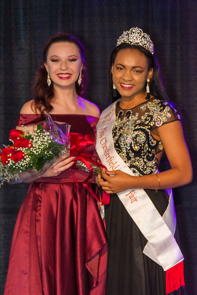3rd Place Winner & 2018 Miss Cheterfield 2