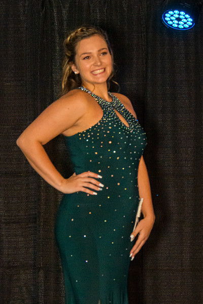 Evening Wear Contestant 4