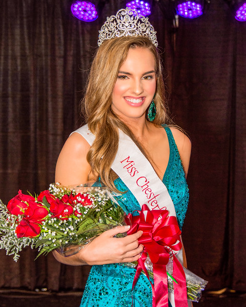 2019 Miss Chesterfield County Fair (closeup)