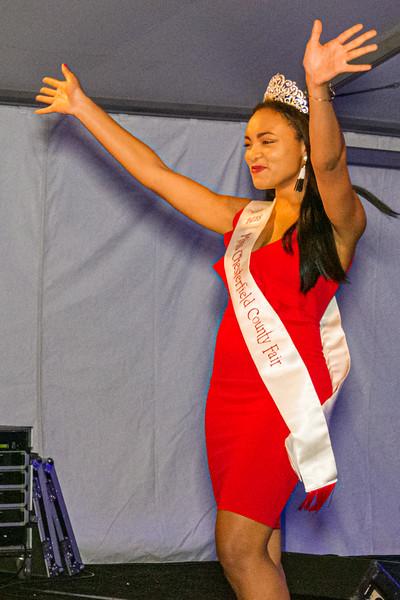 Miss 2018 Chesterfield County Fair Goodbye 1