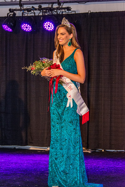 2019 Miss Chesterfield County Fair (standing)