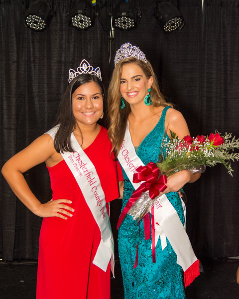 2019 Miss Chesterfield County Fair & 2019 Teen Princess 3
