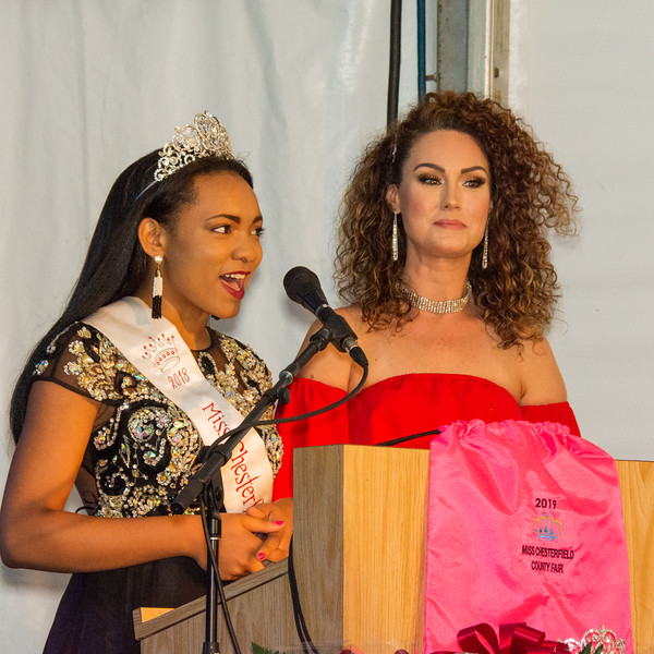 2019 Miss Chesterfield County Fair Speech 1