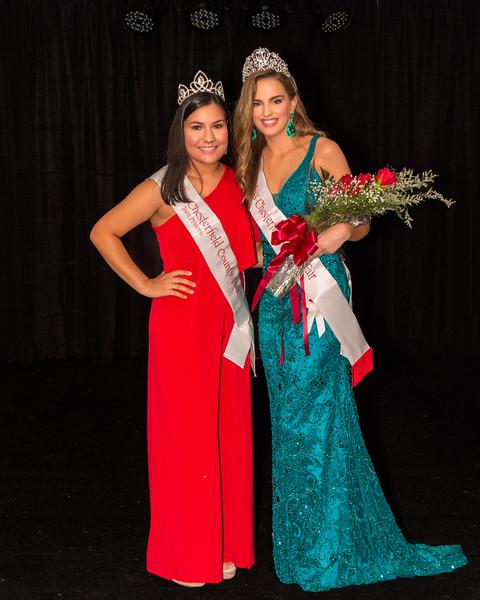 2019 Miss Chesterfield County Fair & 2019 Teen Princess 2