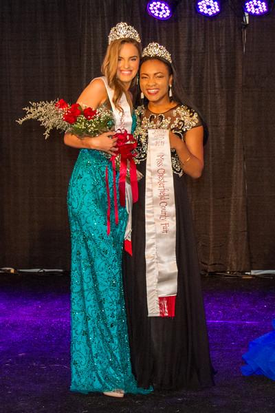 2019 & 2018 Miss Chesterfield County Fair
