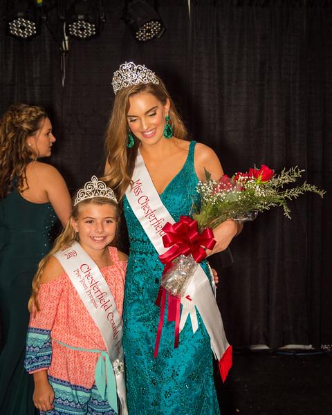 2019 Miss Chesterfield County Fair & 2019 Pre-Teen Princess