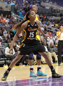WNBA 2014 Los Angeles Sparks