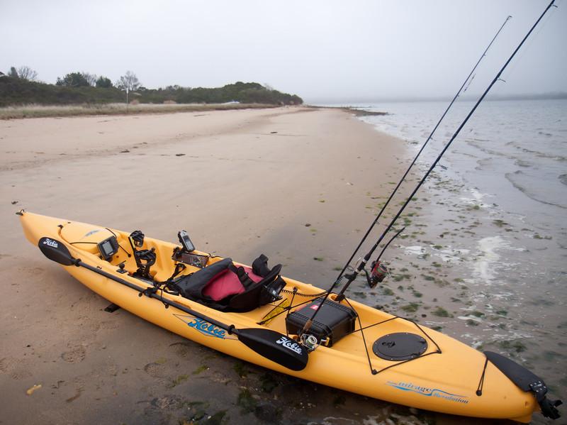 My kayak.