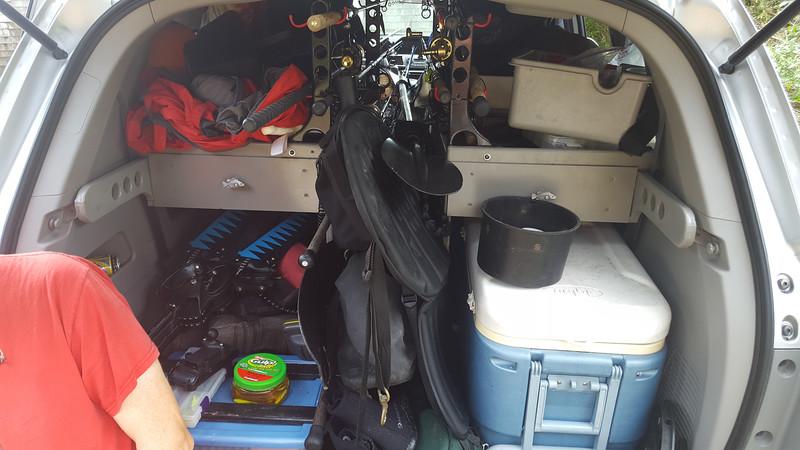 Vehicle Loaded