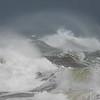 large waves north end of BI.