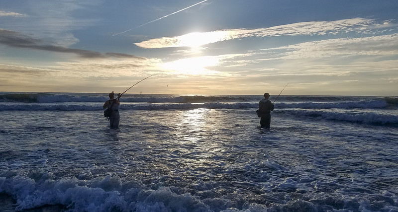 South west point fishing at sunset,..Photo by Aaron B.