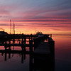Photo by Ken Anderson - Sunset at Dock