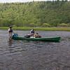 shallow water boat walking