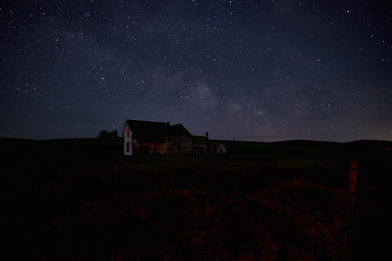 Weber House, Milky Way