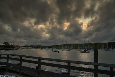 Clouded Bay