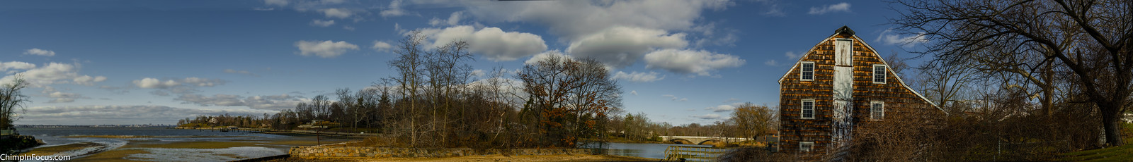 Grist Mill (Pano)