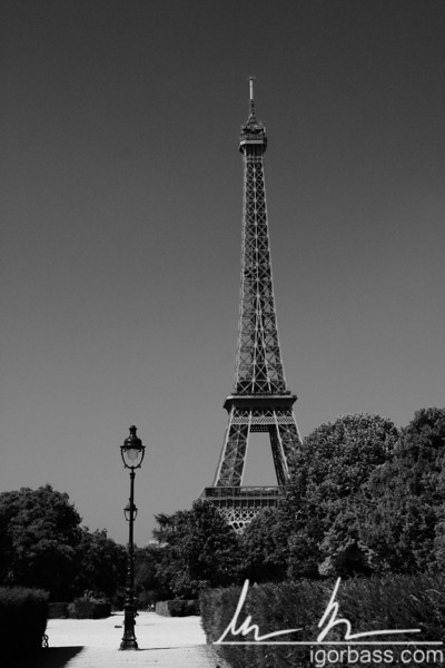 Eiffel Tower (Paris, FR)
