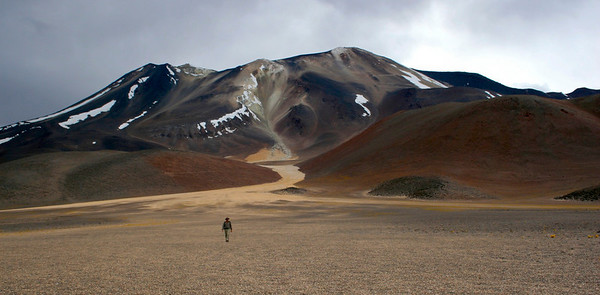 The longest hike...  ALTIPLANO