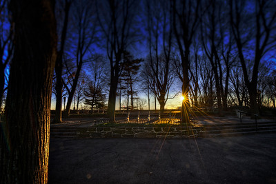 fort-tryon-park-dawn