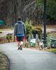 Boy Walking his Dog - Midlothian, VA