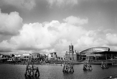 Cardiff Bay | 01st April 2017