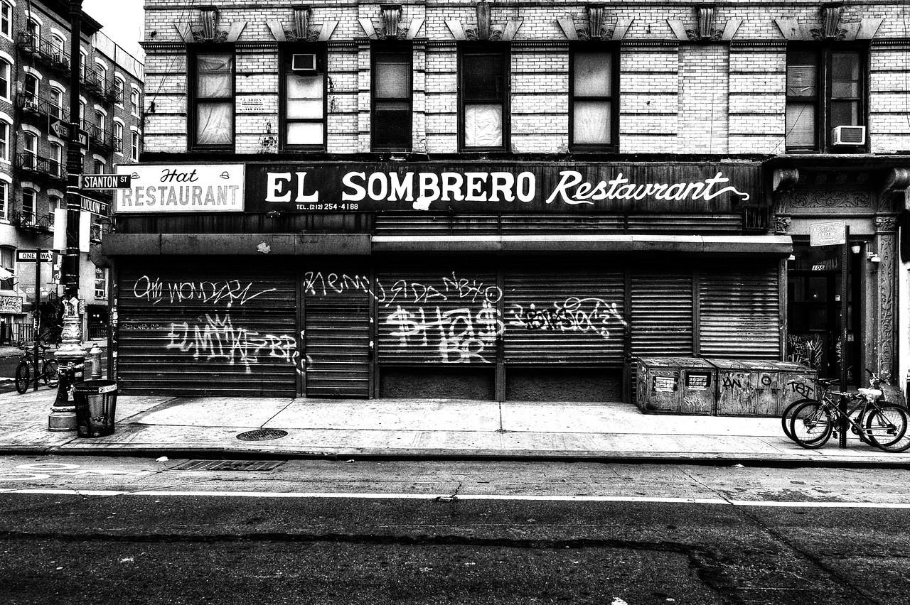 El Sombrero (Hat) Restaurant