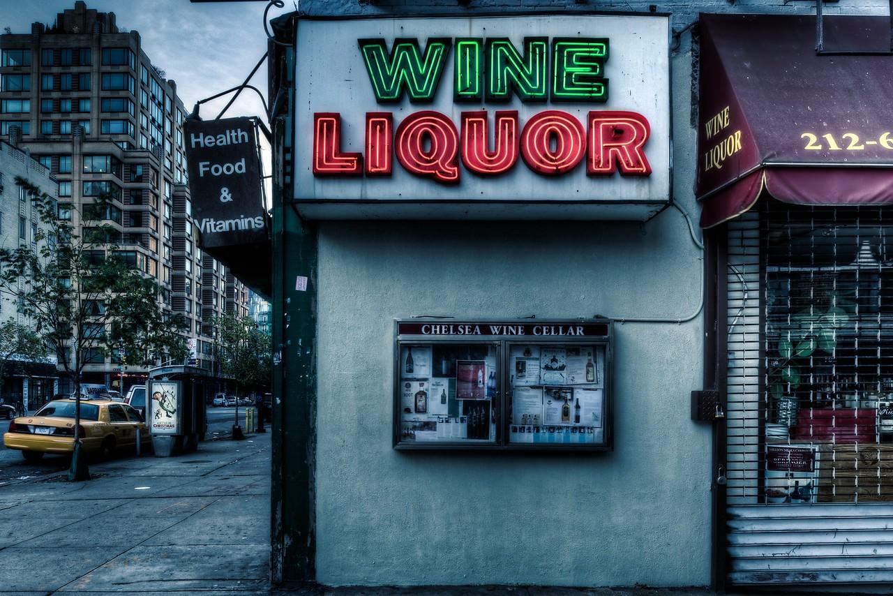 Chelsea Wine Cellar
