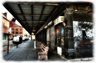 Corner Saloon