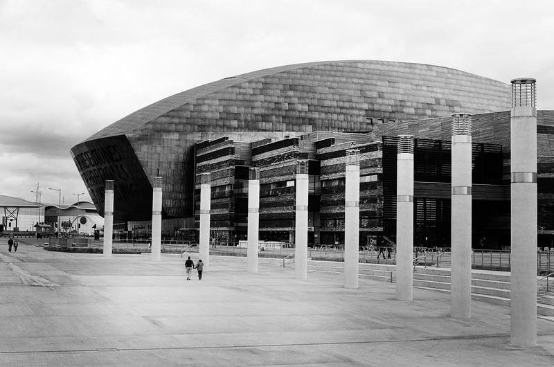 Cardiff Bay 2017