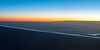 Sunrise Over Ireland from Delta Flight 64