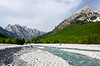 The Beginning of the Valbona River @ Valbona Valley National Park, Valbona, Albania