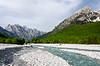 The Beginning of the Valbona River @ Valbona Valley National Park, Valbona, Albania