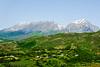 Albanian Alps & Valley from Rruga Azem Hajdari - Tropoje, Albania