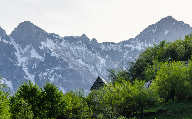 Shepherd Houses @ Valbona Valley National Park, Valbona, Albania