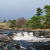 Upper falls @ Low Force - Newbiggin - Barnard Castle, England, UK