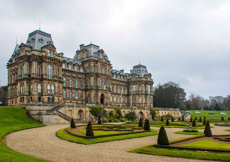 The Bowes Museum - Barnard Castle, England, UK