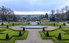 Front Garden @ The Bowes Museum - Barnard Castle, England, UK