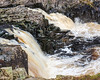 Small Waterfalls @ Low Force - Newbiggin - Barnard Castle, England, UK