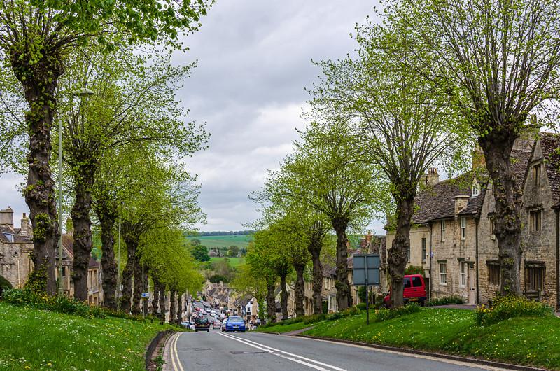 The Hill - Burford, England, UK