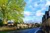 Evening on Leysbourne (B4081) - Chipping Campden, England, UK