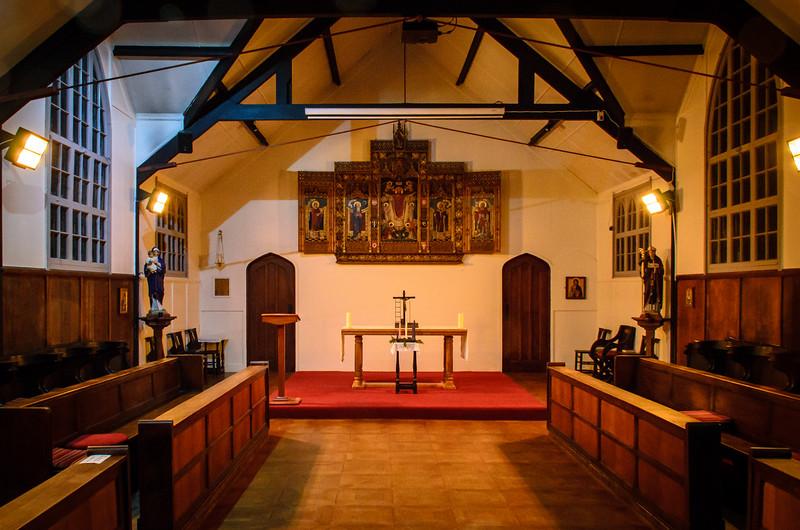 St. Chad's College Chapel - Durham, England, UK