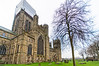 North Transept & Central Tower @ Durham Cathedral - Durham, England, UK